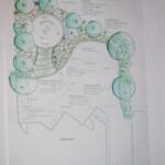 Ausführungsplan für Gartenanlage in Frankfurt